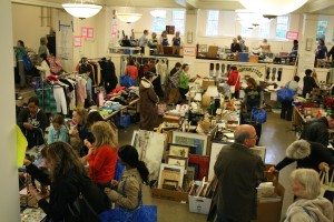 Wellesley Hills Church Rummage Sale