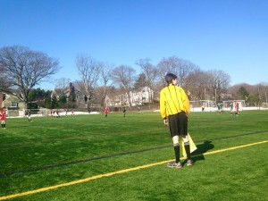 wellesley united soccer referee