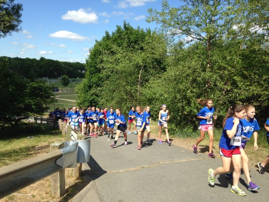 wellesley mini marathon 2015