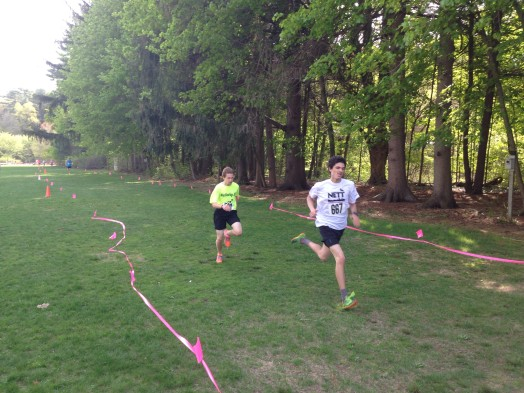 Wellesley 1 Miler 2015