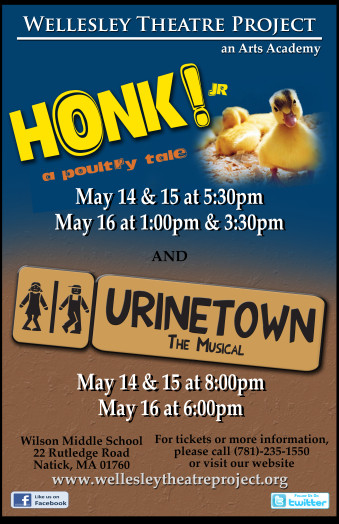 Honk and Urinetown