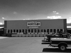 north 40 store