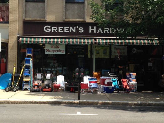 Green's Hardware, Wellesley Hills