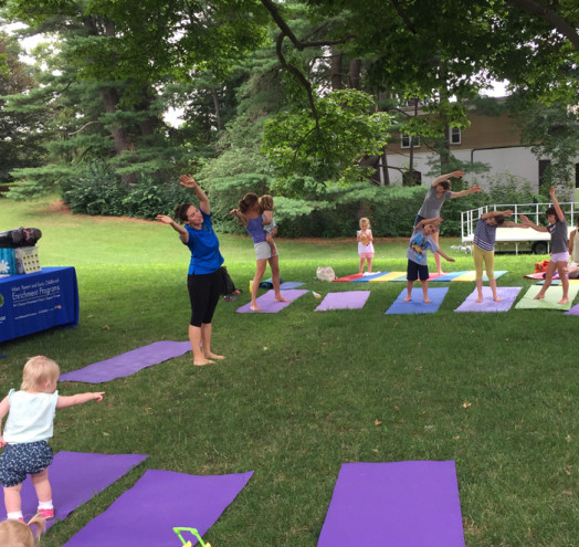 wellesley sample kid classes
