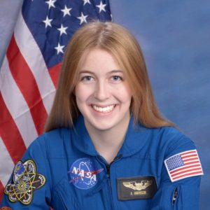 Astronaut Abby wellesley