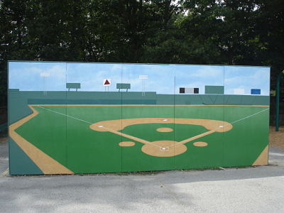 fenway mural at upham school