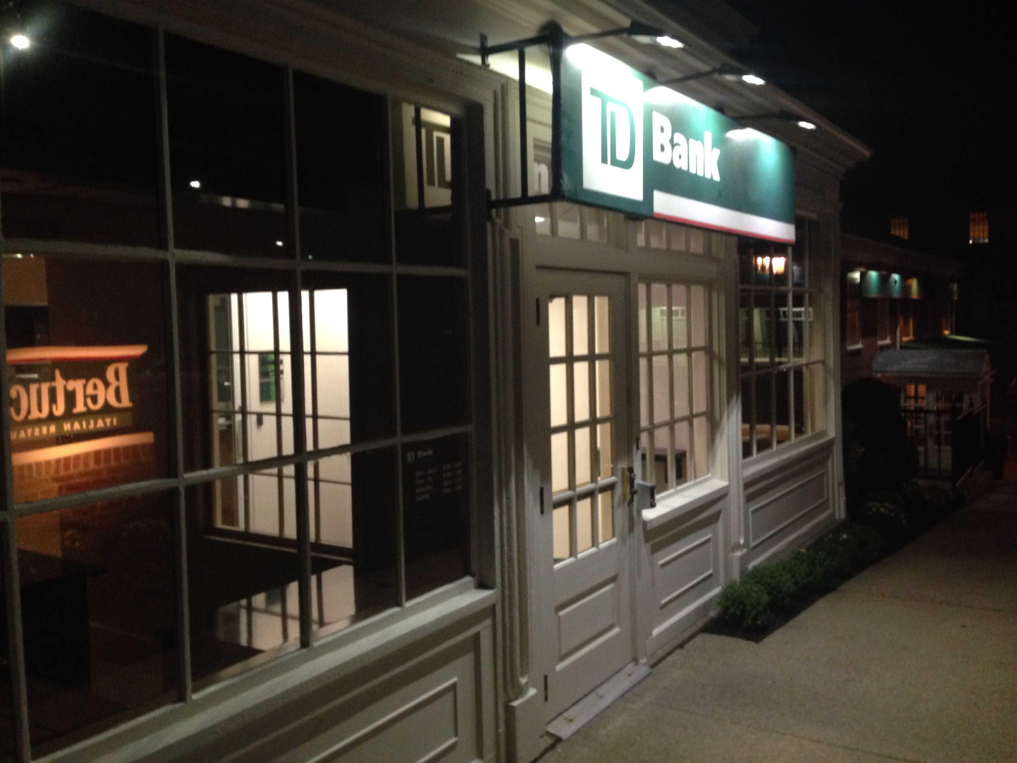 TD Bank Forest st