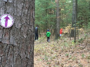 wellesley kids trails day longfellow pond town forest