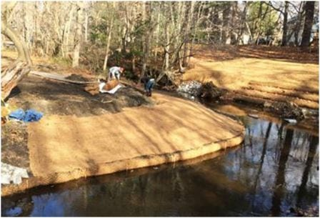 Fuller Brook Park project, Dec. 2015