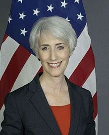 wendy sherman at wellesley college