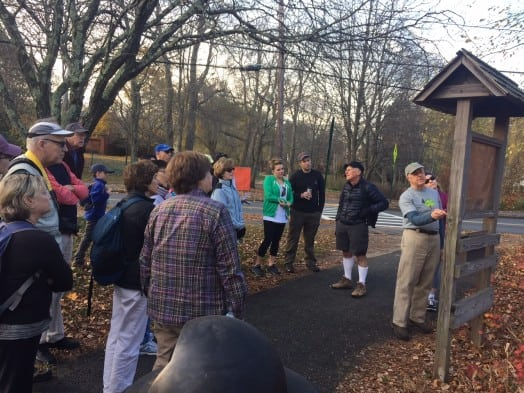 Wellesley Trails Grand Tour Nov. 7, 2015