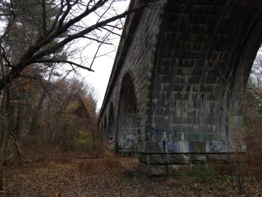 Wellesley, Waban Arches, Fall 2015