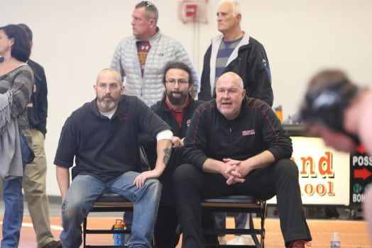 WHS Wrestling Coaches