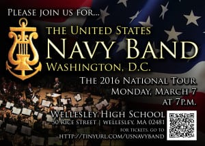 navy band wellesley