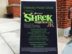 Shrek Jr., WMS