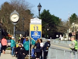 Boston Marathon 2016