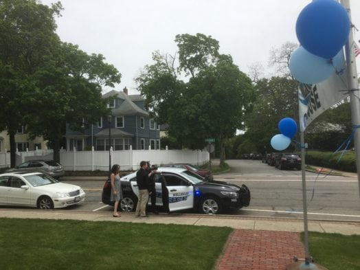 Wellesley Police Department open house