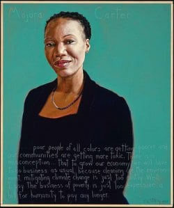 Majora Carter, Americans Who Tell the Truth