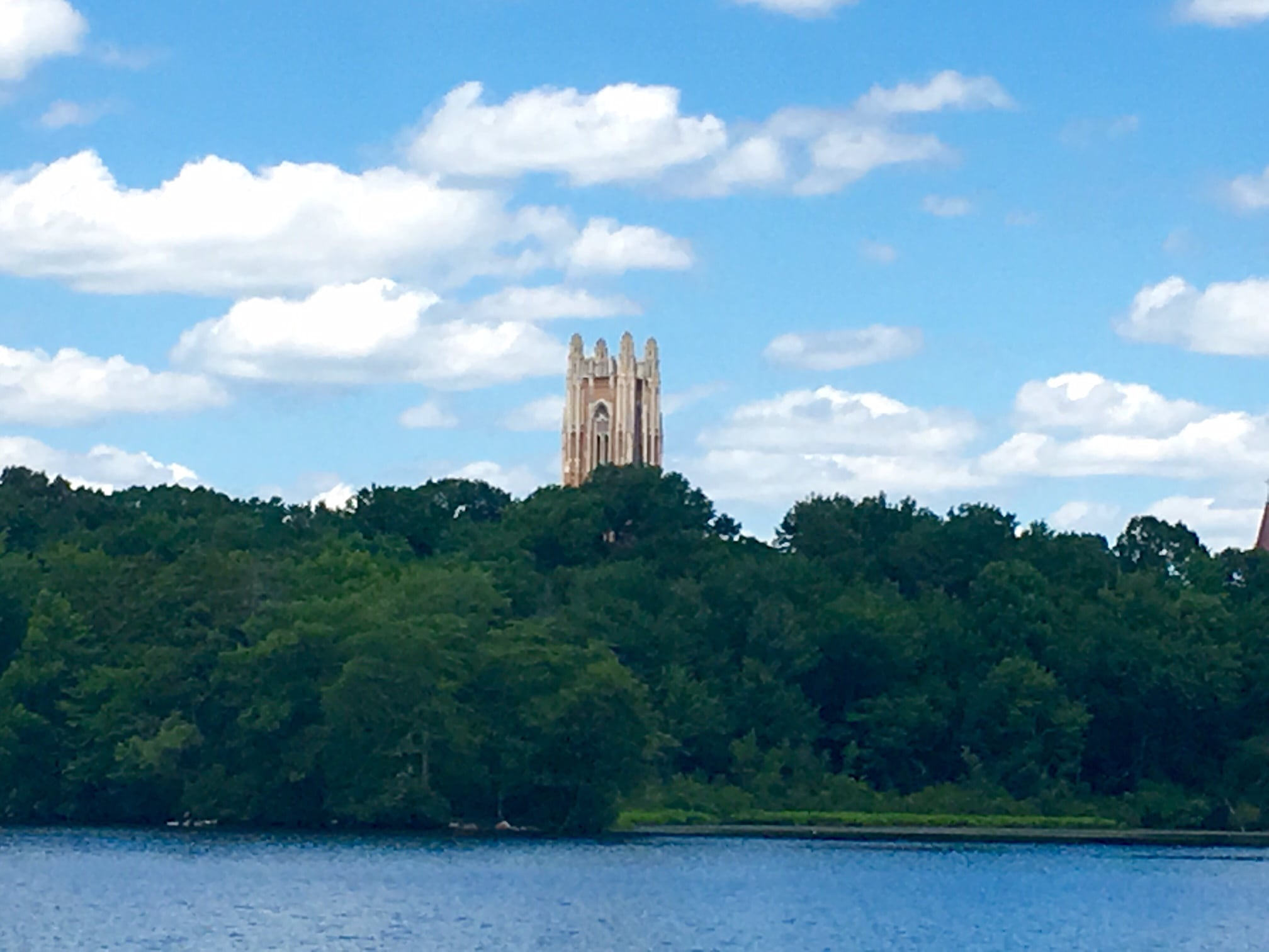 Wellesley College, Galen Tower, Summer 2016
