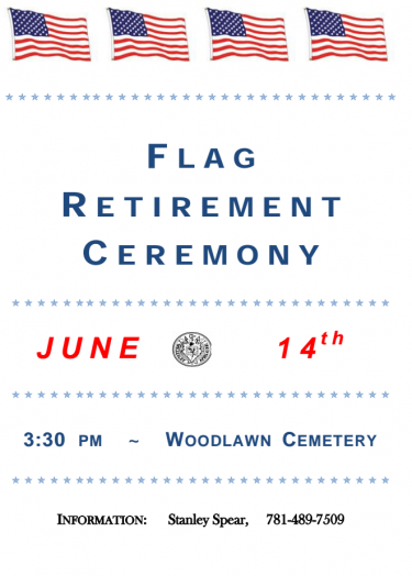Flag Day ceremony