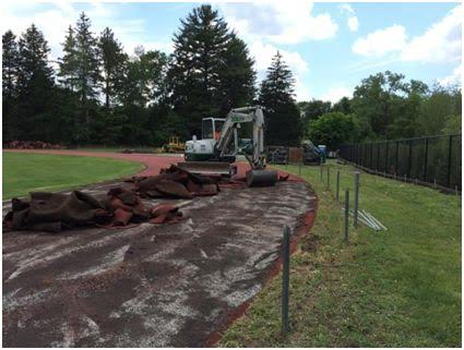 Wellesley HS track and field project