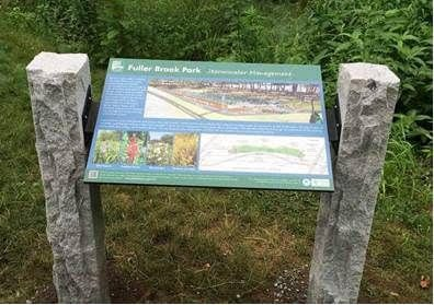 Fuller Brook Park project