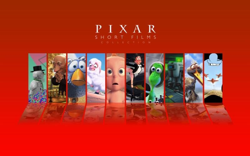 Wellesley library, Pixar films