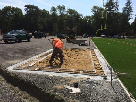 Wellesley Track & Field project