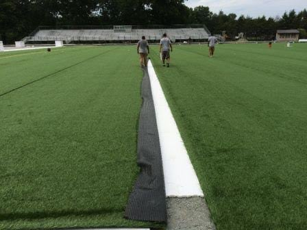 Wellesley Track and Field project