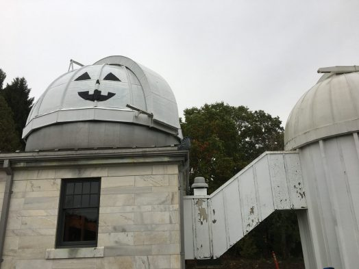 whitin observatory halloween wellesley college