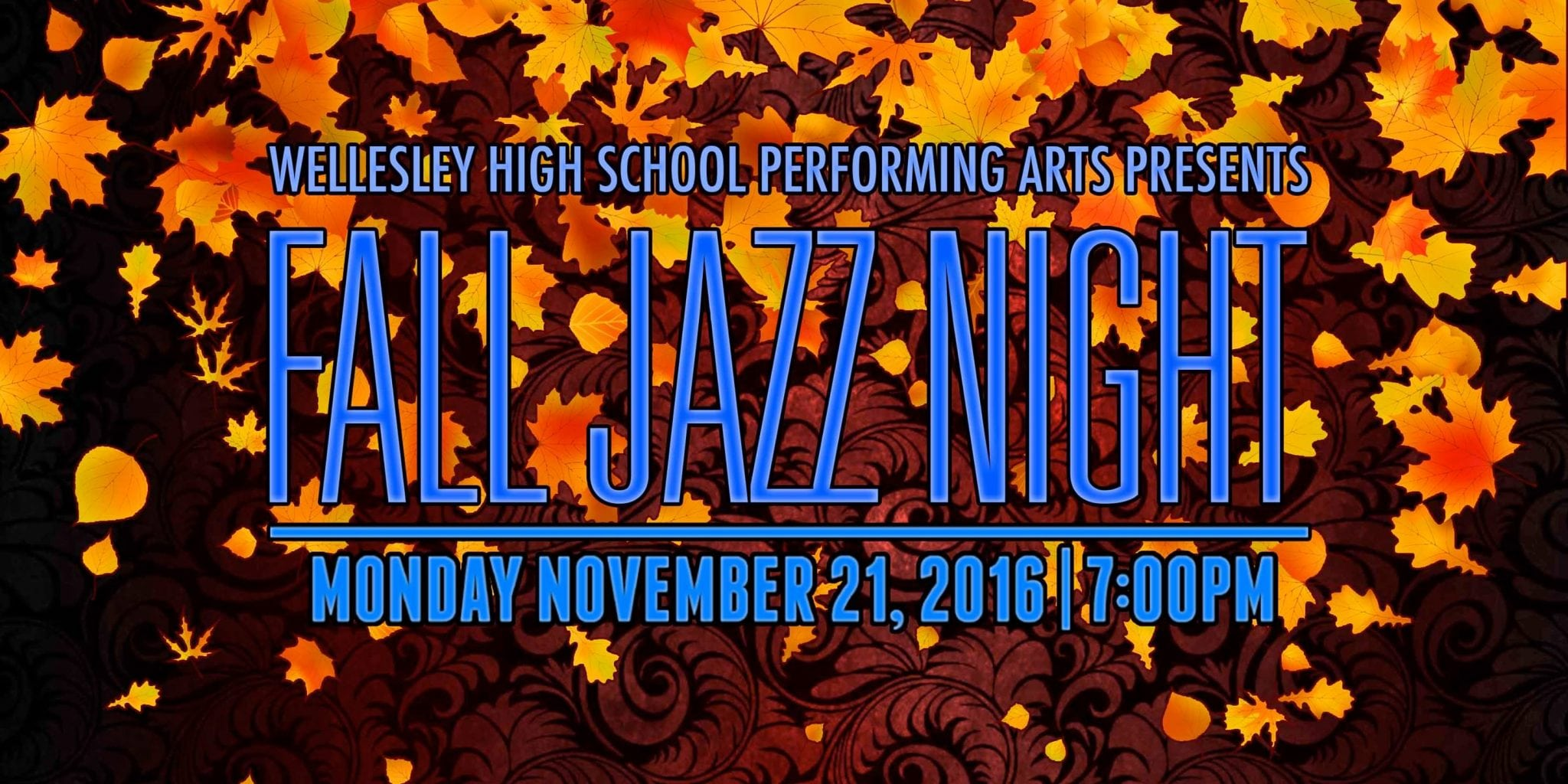 Wellesley Jazz Concert