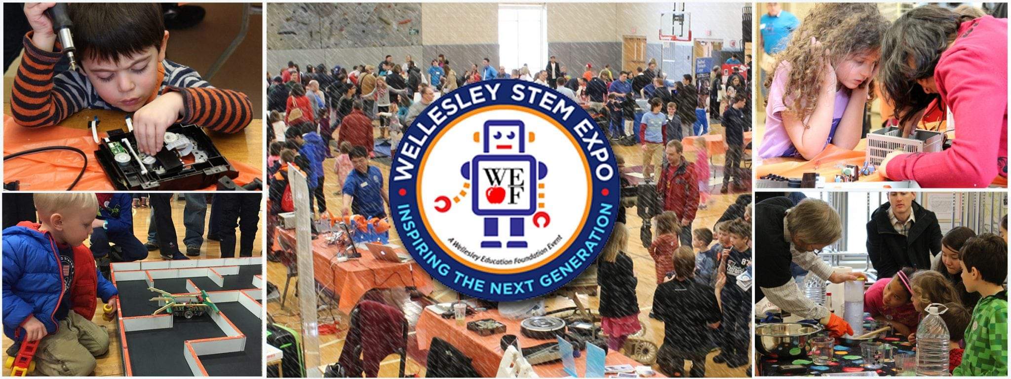 Wellesley Education Foundation, STEM Expo