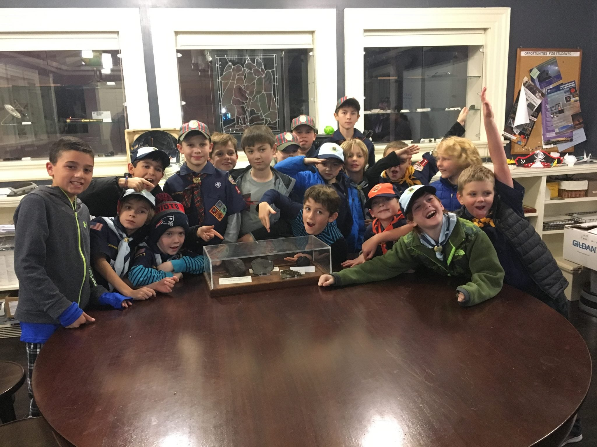 Wellesley Cub Scouts Pack 185