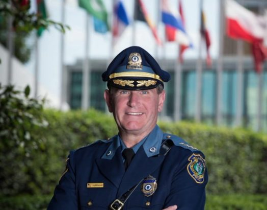 Chief Terrence Cunningham, Wellesley PD