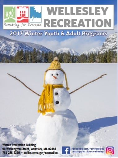 winter brochure wellesley