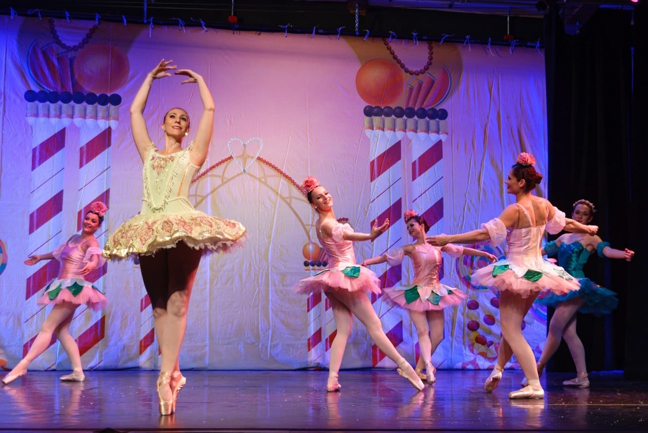 Methuen Ballet Ensemble to visit Wellesley