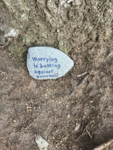 Wellesley College rock