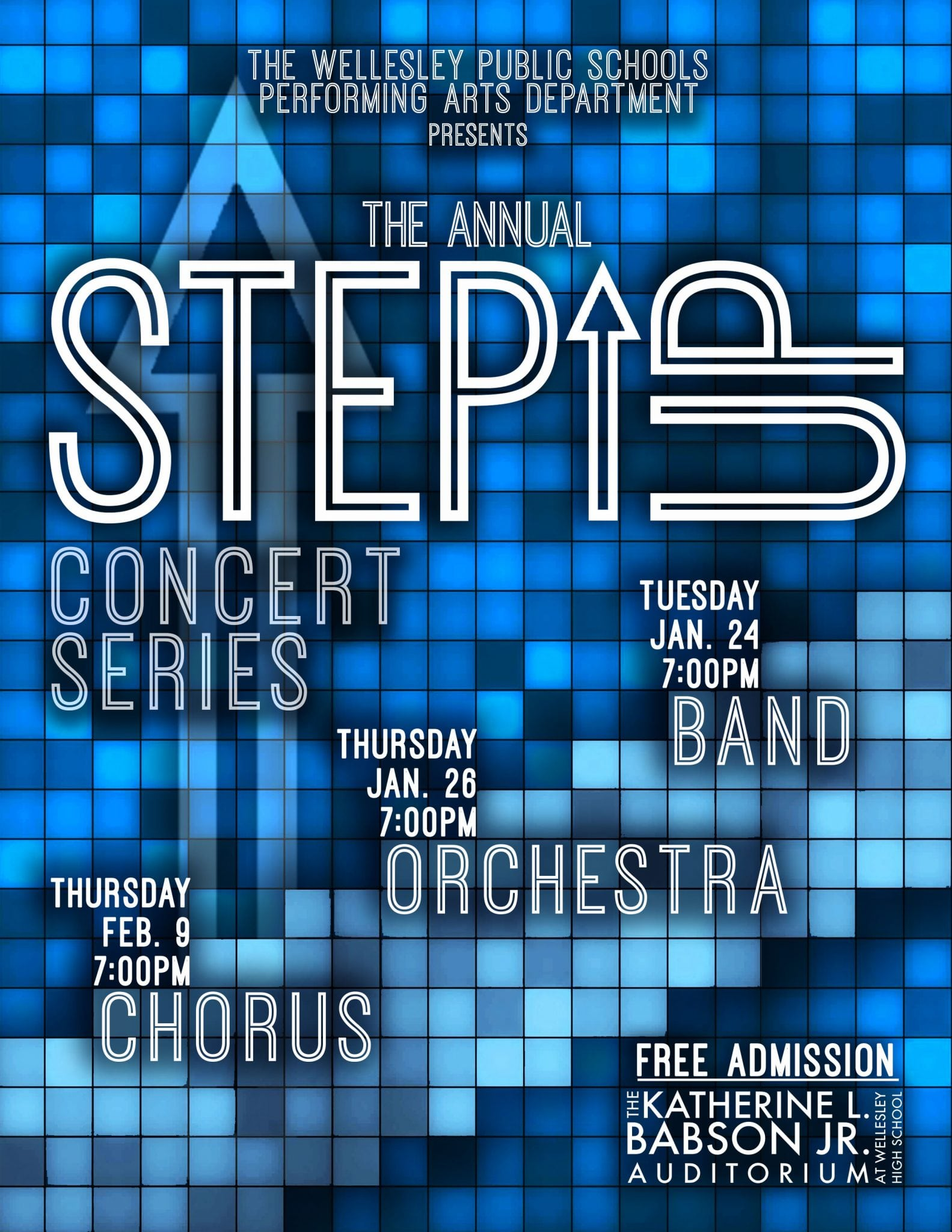 Wellesley Step-Up Concert Series 2017