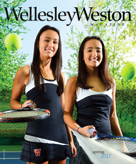 Avery twins WellesleyWeston