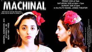 Machinal!, Wellesley College