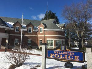 wellesley police department
