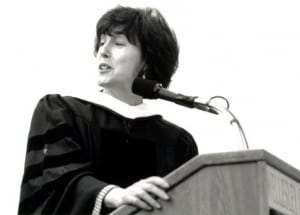 Nora Ephron, Wellesley College