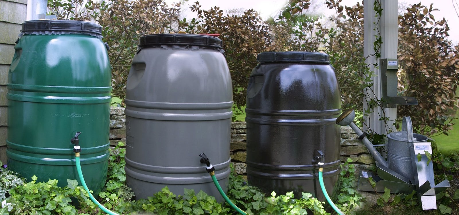 The Great American Rain Barrel Company