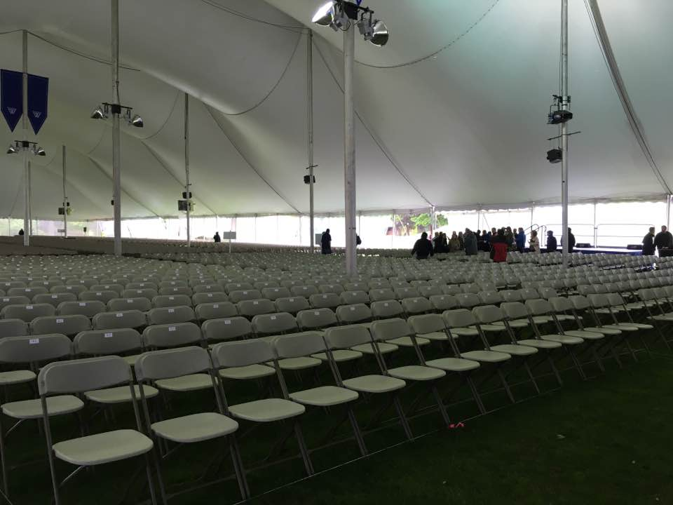Wellesley College graduation