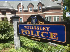 Wellesley police station