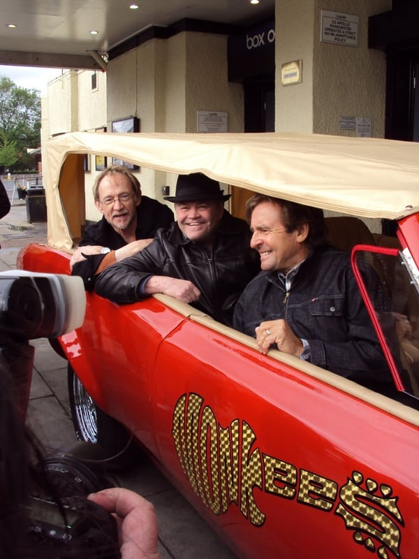 The Monkees Car