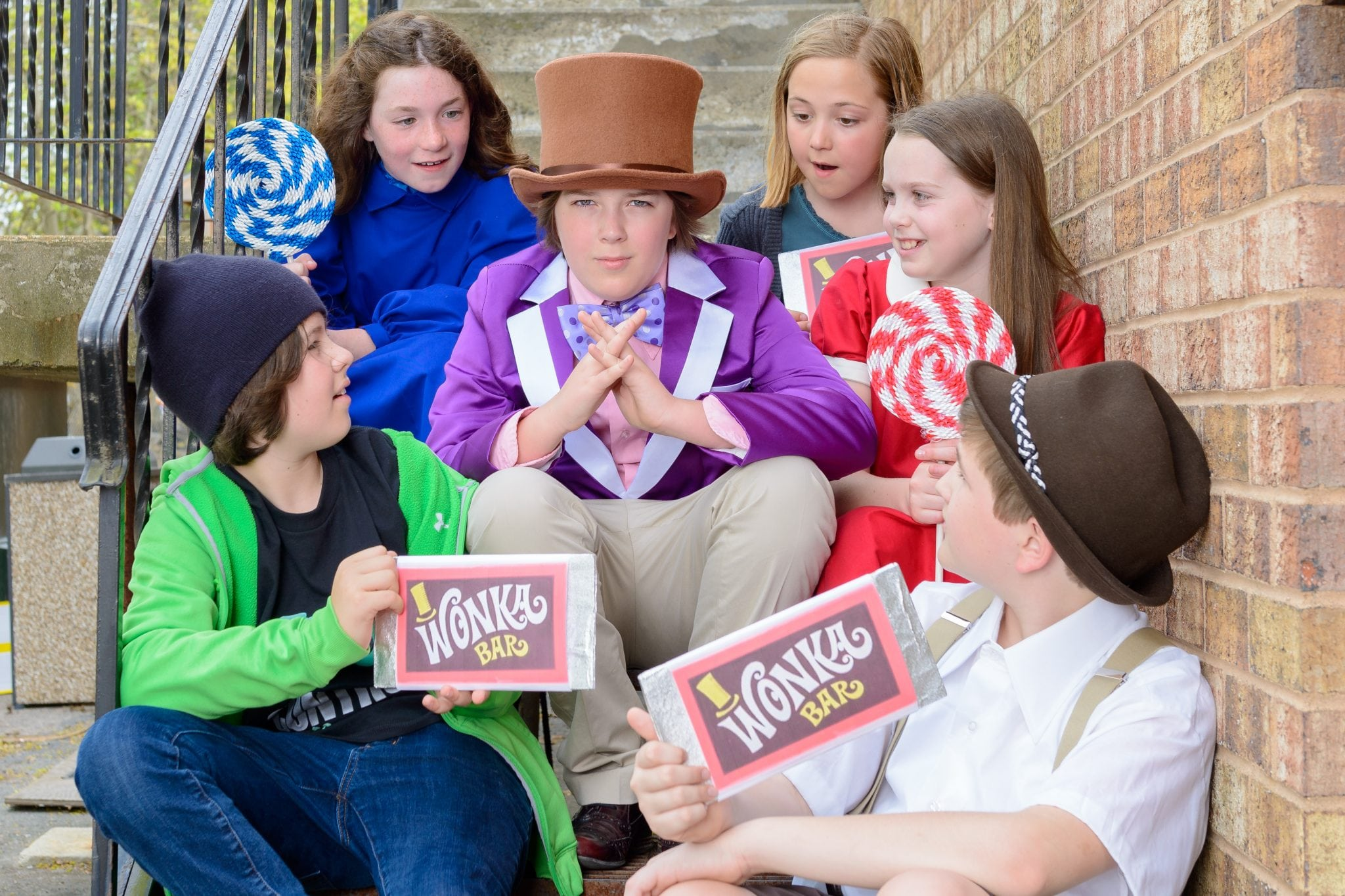 Roald Dahl's Willy Wonka, Jr., Wellesley Theatre Project