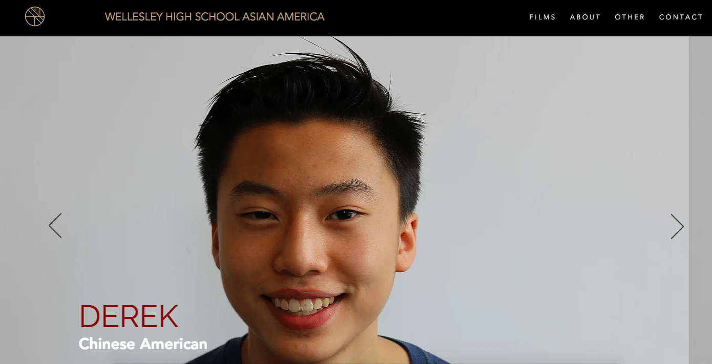 Wellesley High Asian America
