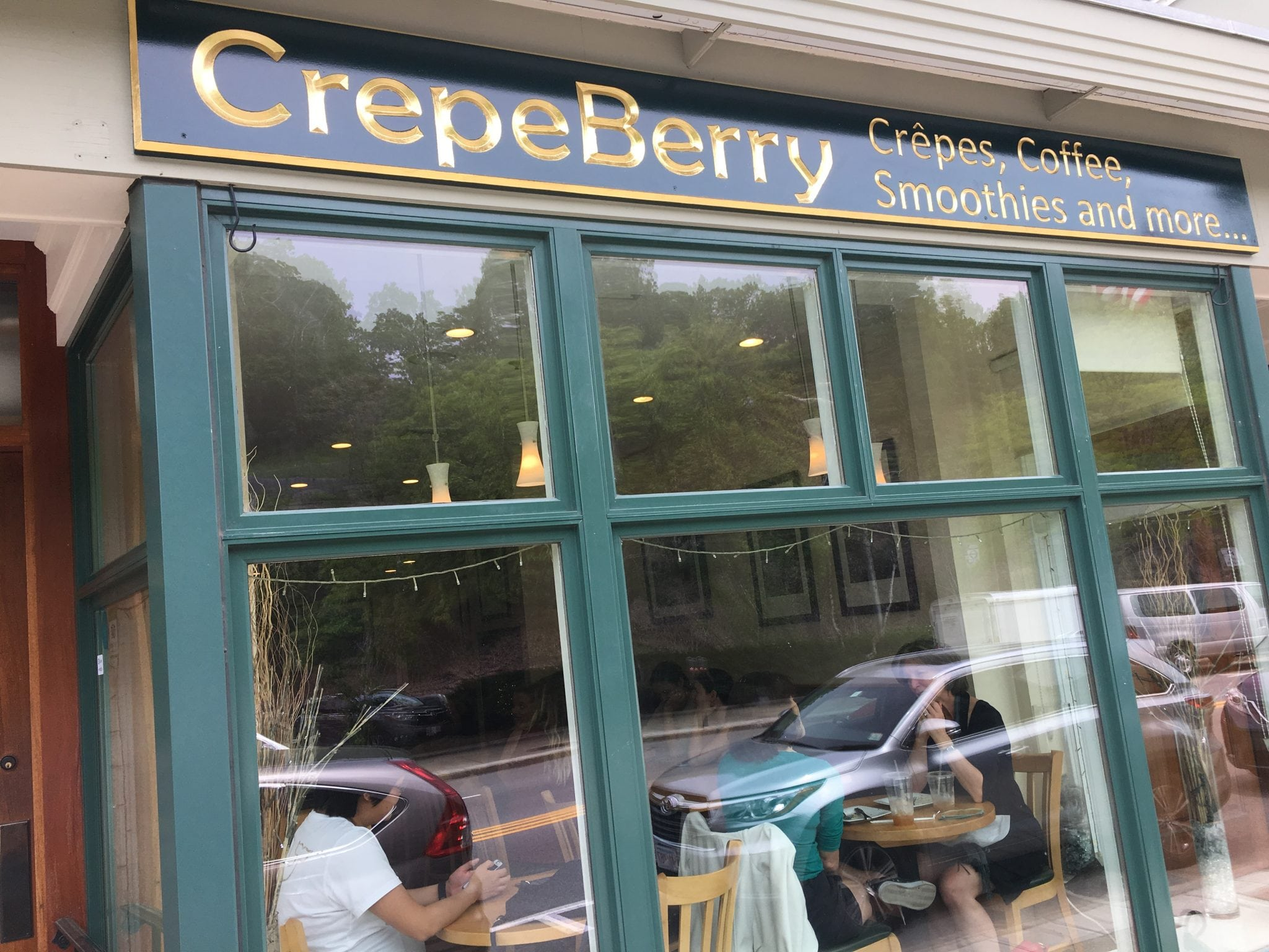 Crepe Berry, Wellesley