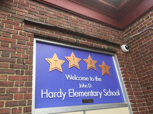 Hardy Elementary School, Wellesley